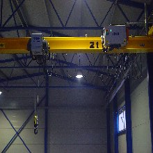 电动单梁悬挂式起重机