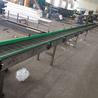 網帶轉彎輸送機橡膠帶輸送機工程專用輸送機直銷網帶輸送機