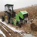 河南秸秆回收机多少钱一台玉米秸秆切碎回收机