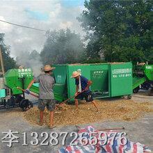 四川广元玉米结杆粉碎打包机使用注意事项
