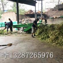 河北液压稻草打包机制造厂家图片