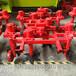 重庆武隆四个旋刀的大蒜收获机设计