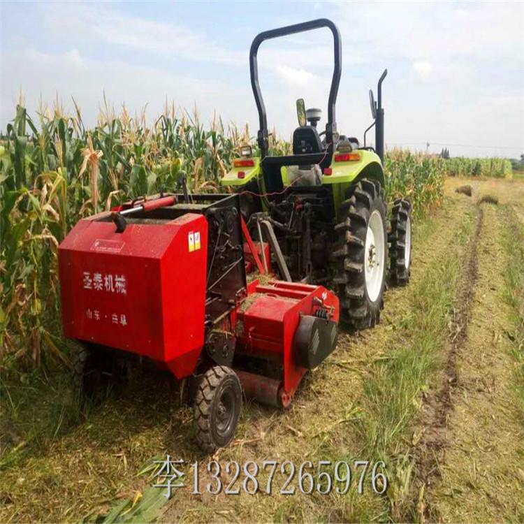四川玉米秸稈收割機打捆機品牌