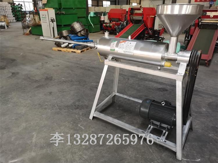 四川广安纯红薯粉丝机制造机批发