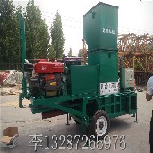 黑龙江多种牧草料打包机机器尺寸