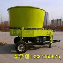 江苏徐州圣泰大圆捆粉碎机效果图片