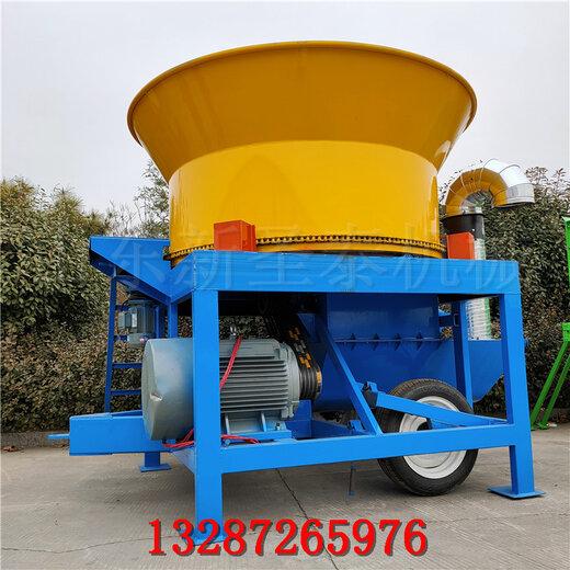 遼寧錦州粉碎草捆的機器工作視頻