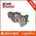 丹佛斯/Danfoss官网齿轮泵液压泵现货多联泵