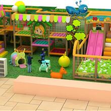乡镇农村适合做儿童乐园淘气堡吗,乡镇里面做淘气堡效果如何?