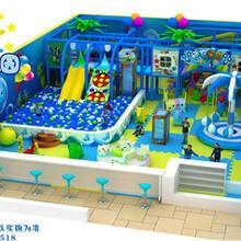 郑州神童王国室内游乐公园新型游乐场郑州淘气堡厂家
