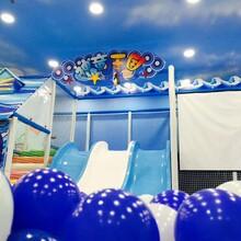 大型儿童室内游乐园加盟、免费设计、免费安装、专业淘气堡厂家