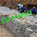 水利防洪锌铝格宾石笼哈尔滨护坡绿滨垫高尔钒石笼网安平石笼网厂家