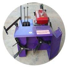 双赢手扶式食用菌拌料机自走式柴油机拌料机图片