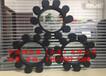 甘肃偶合器厂家大量供应橡胶梅花垫1150,欢迎咨询!