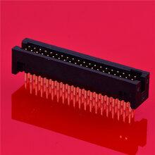 简牛连接器厂家热销1.27简易牛角简牛连接器SMT