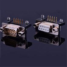 工业D-SUB质量保证D-SUB大电流连接器