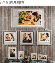厂家加工婚纱相框艺术写真相框影楼后期耗材大韩水晶图片