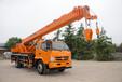 16吨汽车吊车唐骏国五16吨吊车16吨汽车吊车价格济宁吊车厂家