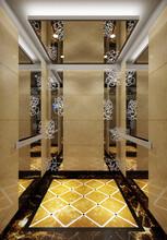 电梯轿厢装修效果图