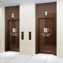 电梯门装饰