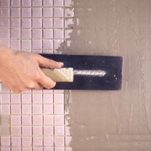 瓷砖可以直接批腻子吗老墙翻新腻子粉瓷砖翻新腻子粉广东耀王邦建材图片