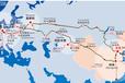 徐州、常州到阿克套港663503中亚五国专线铁路运输