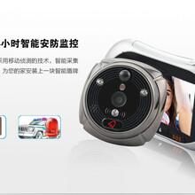 智能电子猫眼、可视门铃、wifi高清可视视频语音通话图片