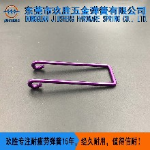 弹簧生产厂家供应异形弹簧,各种材质异形弹簧生产制造商图片