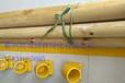 阿勒泰哈巴河县树木支撑杆、护树支架生产厂家