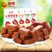 神栗蜂蜜山楂汉堡糕组合560g果丹皮多味儿童宝宝零食特产