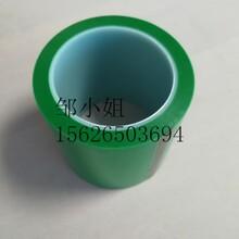 供3M851J绿色PET高温胶带电镀烤漆喷涂遮蔽PCB镀金保护单面绿胶