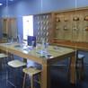 名意新款苹果手机店体验台数码平板电脑展示桌子中岛桌收银台柜台