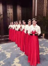 杭州伍方会展专业提供模特礼仪节目主持人