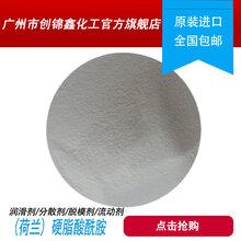 现货供应荷兰原装进口塑料光亮剂橡胶润滑分散剂硬脂酸酰胺