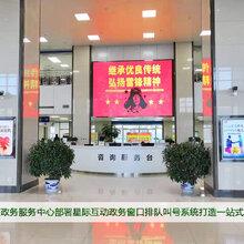 北京延庆区政务服务中心部署星际互动政务窗口排队叫号系统