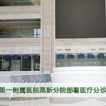 南昌大学第一附属医院高新分院部署医疗分诊导引系统