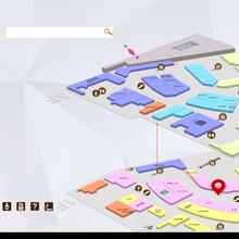 星际互动3D智能导航系统打造智慧商场