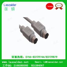 MINIDIN4P线S端子线音视频线机顶盒线电视机TV线信号线生产厂家
