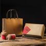 广州义统包装生铁1673金色茶叶罐茶叶包装礼盒高档定制批发图片