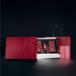 廣州義統包裝守真半字版紅色2+1雙馬口鐵隨身太空罐高檔茶葉包裝定制