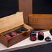 广州义统包装生铁1673茶叶罐竹盒礼盒茶叶包装4圆罐