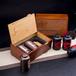 廣州義統包裝生鐵1686茶葉包裝竹盒一斤半高檔茶葉禮盒批發