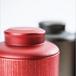 广州义统包装马口铁拉丝红9626茶叶包装圆形铁罐3-5斤装茶叶包装定制批发