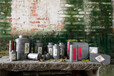 广州义统包装马口铁润物9264长方形茶叶包装拍底罐厂家批发订制