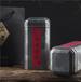 广州义统包装马口铁3103八角柱型复古铁锈茶叶包装批发定制