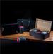 廣州義統包裝傳承兩罐竹盒巖茶250g裝復古陶瓷陶罐茶葉禮盒包裝定制批發廠家