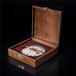義統包裝胡桃木名作餅裝357g白茶普洱茶餅茶葉禮盒包裝定制廠家