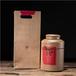 廣州義統包裝生鐵16170金色單罐/斤茶葉圓罐茶葉禮盒批發包裝廠家