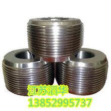 钢筋连接套筒专用配件14-32滚丝轮厂家批发