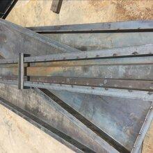圍墻板模具水泥圍墻模具型號定做質量保證飛皇模具廠